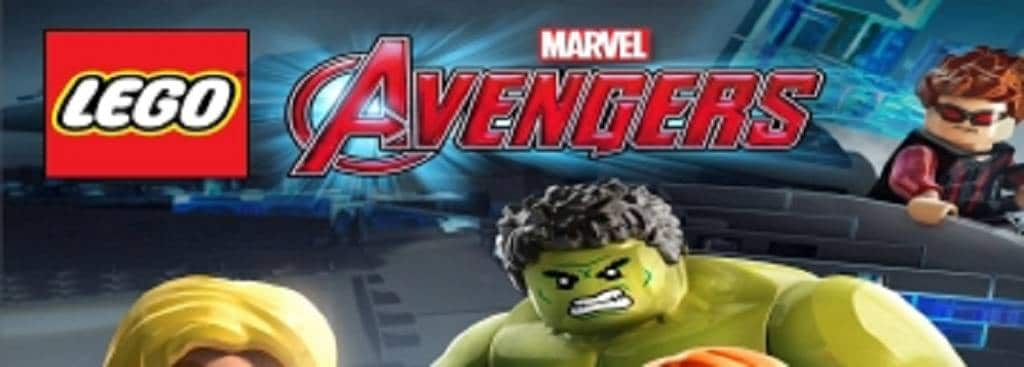 LEGO Marvel's Avengers Mini