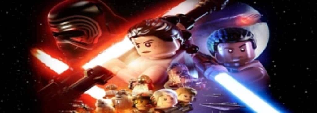 LEGO Star Wars Das Erwachen der Macht - Mini - Review 2016 PS4