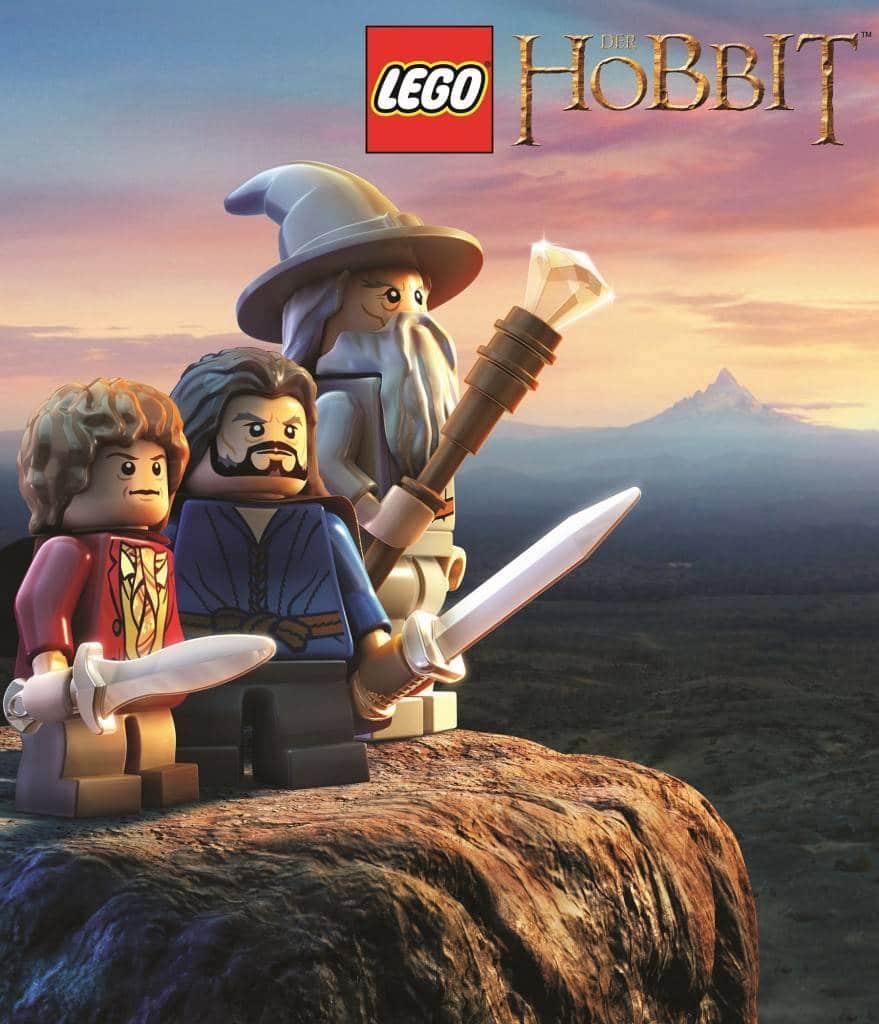 Lego Der Hobbit Cover