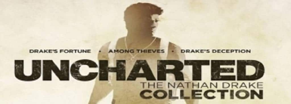 UNCHARTED The Nathan Drake Collection MINI