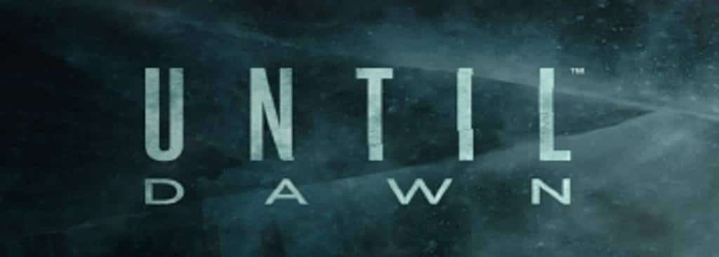 UNTIL DAWN MINI