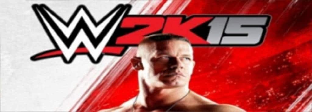 WWE-2K15 MINI