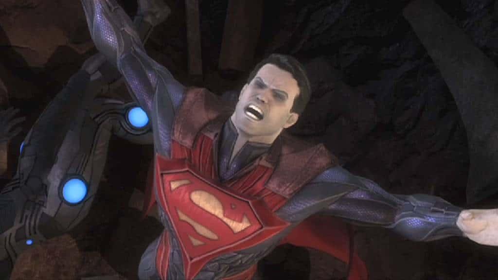 Injustice 2 zeigt Supergirl in Zerbrochene Allianzen Teil 3 Trailer
