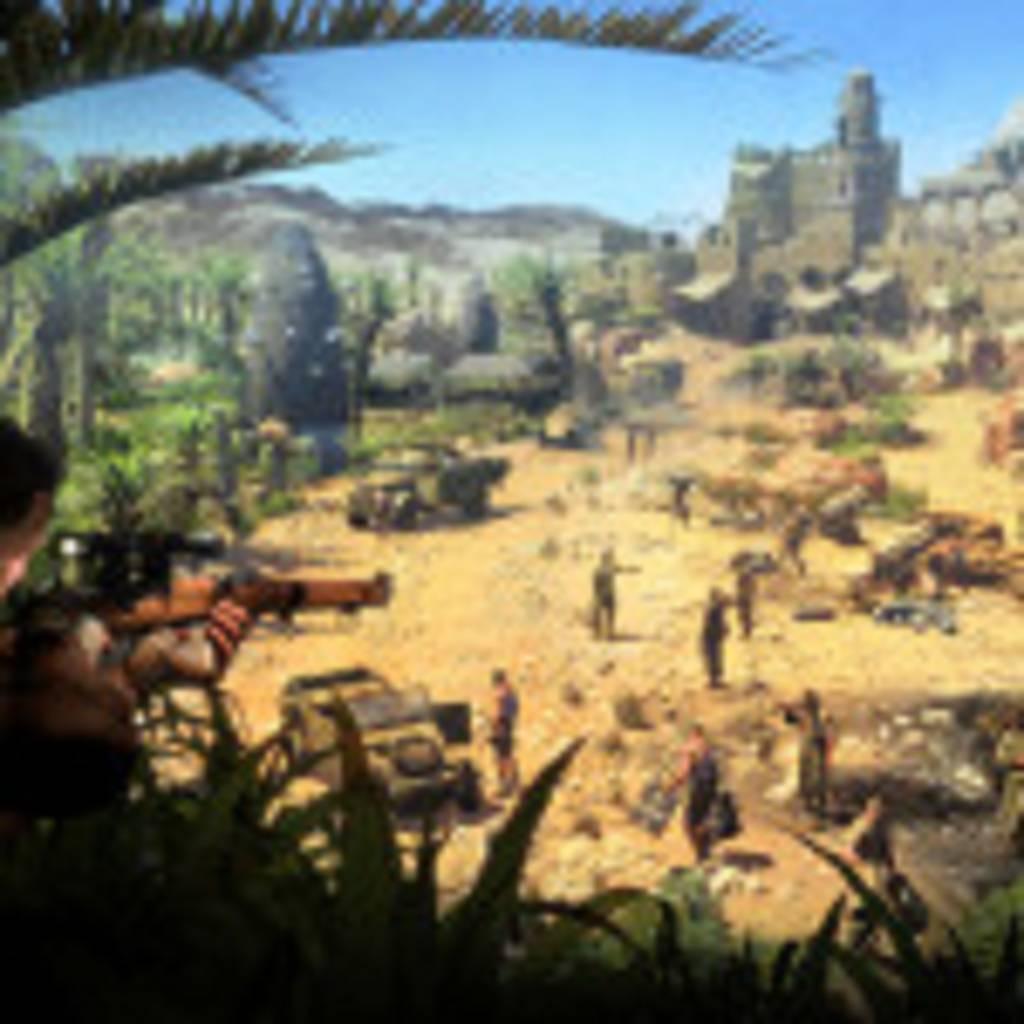 Neues Video zu Sniper Elite 3 – Vehicle Takedowns