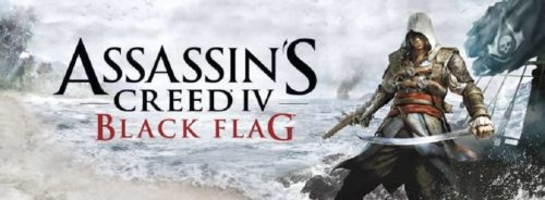 ac 4 black flag banner