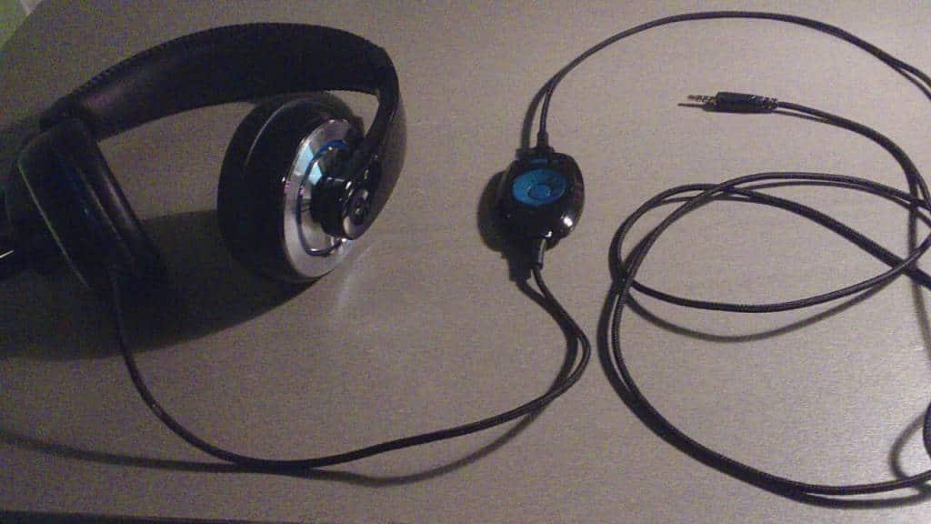 Overhead-Headset Insomnia Ice