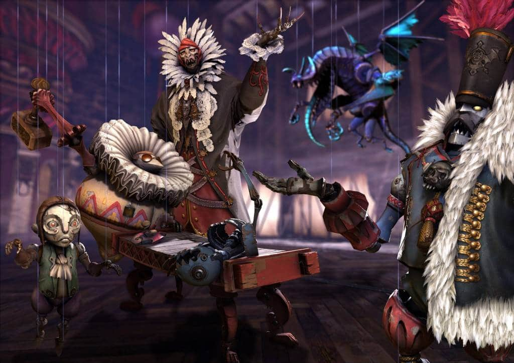 Castlevania Lords of Shadow 2 (2)