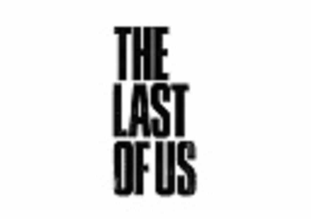 The-Last-Of-Us-Logo-Black-White-Background