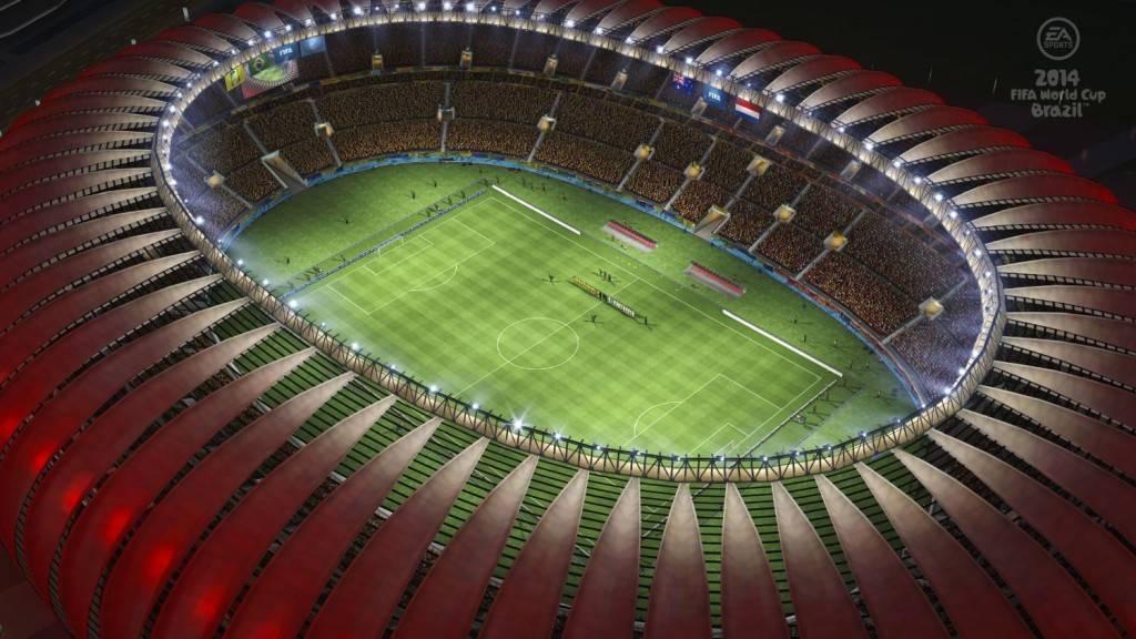 FIFA Fussball-Weltmeisterschaft Brasilien