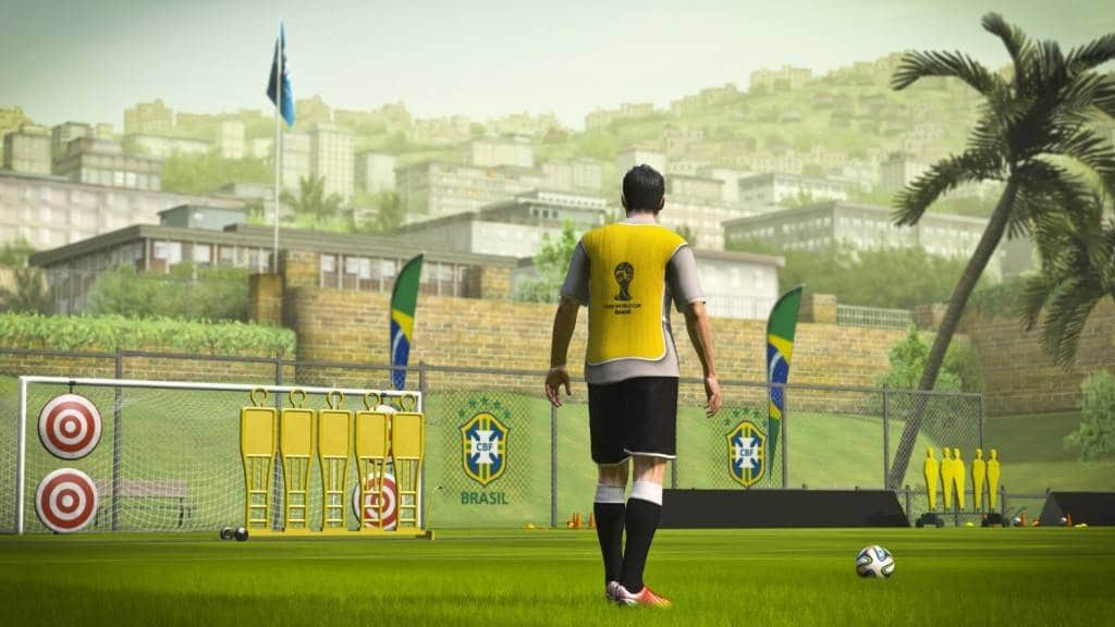 FIFA Fussball-Weltmeisterschaft Brasilien 2