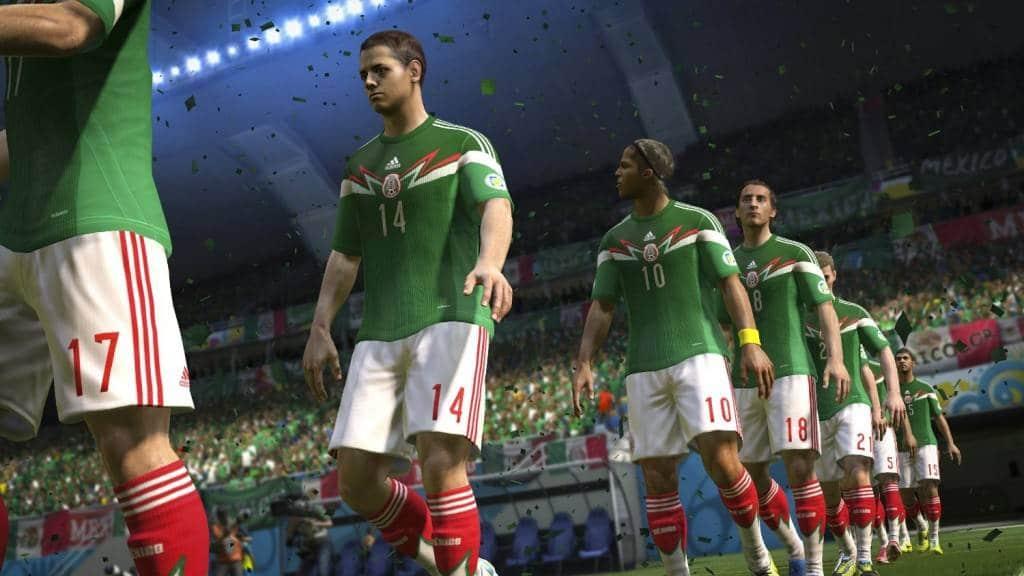 FIFA Fussball-Weltmeisterschaft Brasilien 2014 b