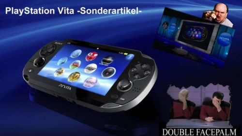 PlayStation Vita Sonderartikel