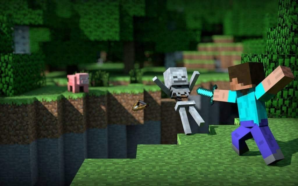 Minecraft Update Bringt Viele Neue Sachen Mit Sich - Minecraft spiele mit pferden