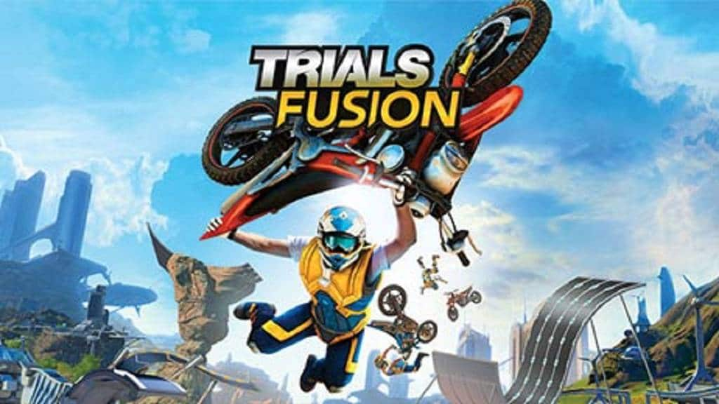 TRIALS FUSION logo