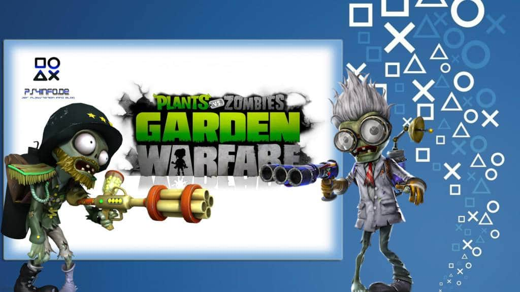Let's Play Plants vs. Zombies Garden Warfare