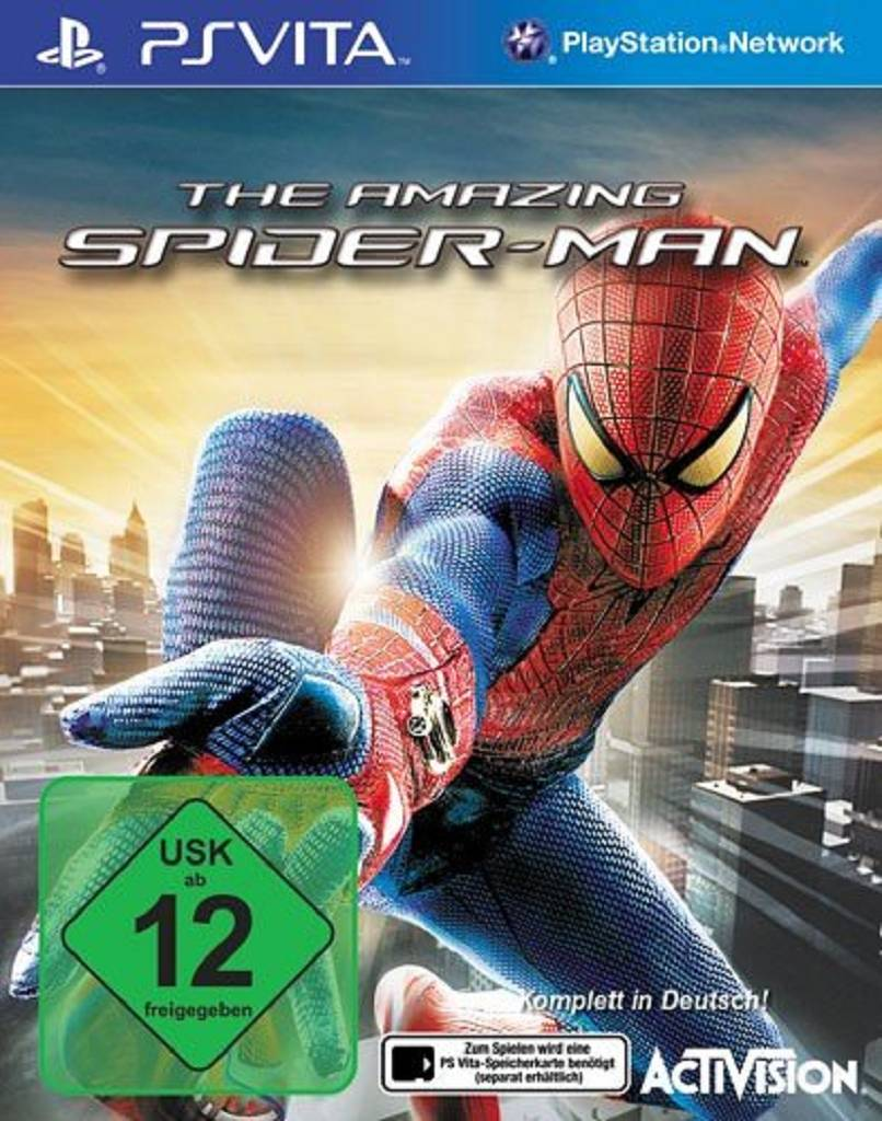 Amazing Spiderman1