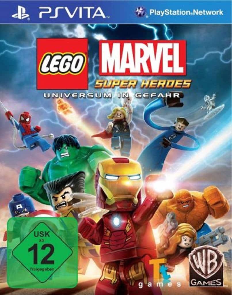 Lego Marvel: Super Heroes1