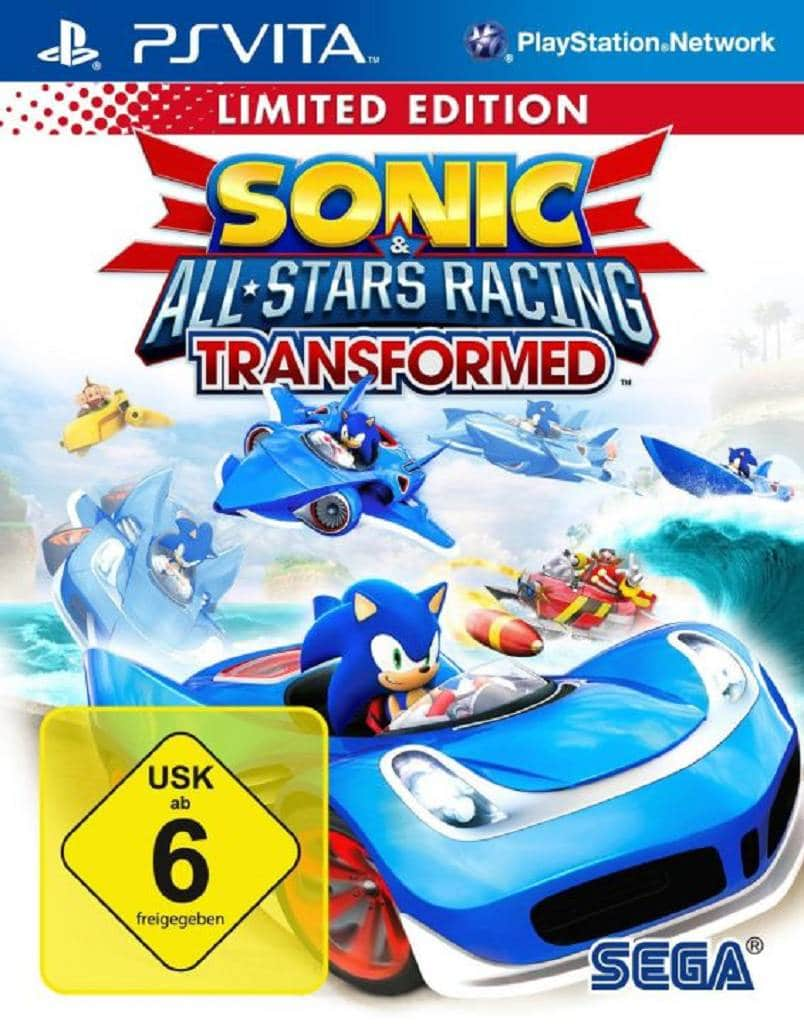 Sonic Spiele Liste