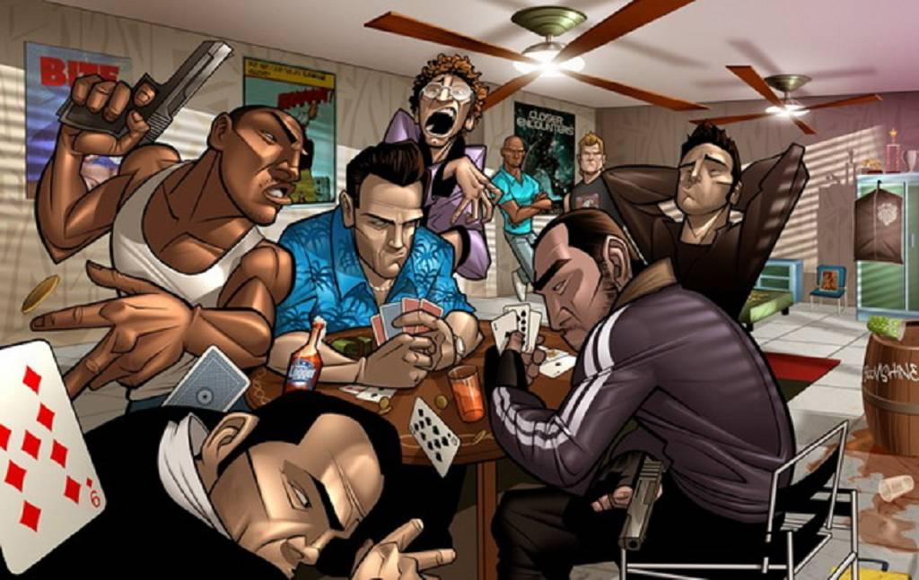 GTA-Poker