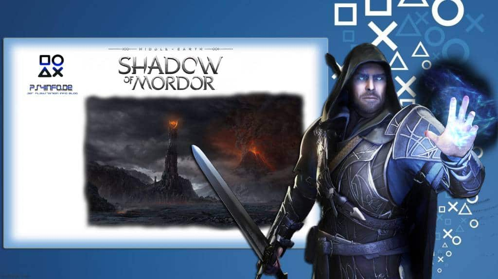 Mittelerde Mordors Schatten Let's Play #04 [PS4]