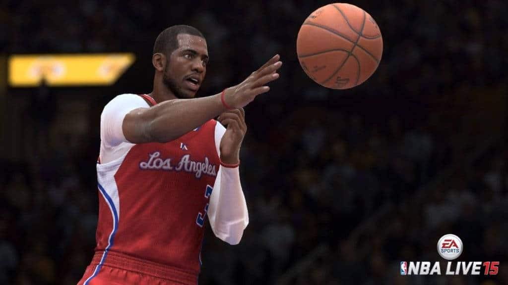 NBA Live 15 3