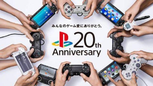 PlayStation 20. Geburtstag