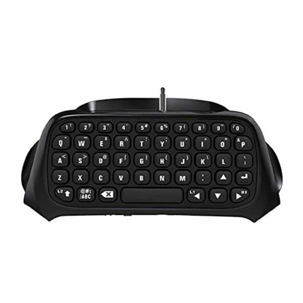 PlayStation 4 Tastatur für Controller