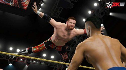 WWE 2K15 #1