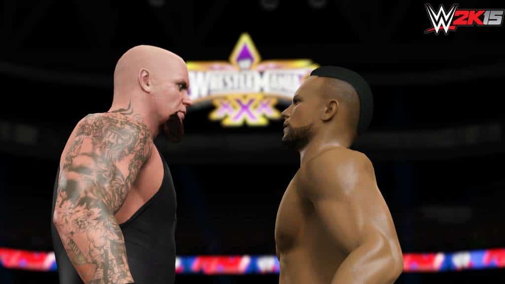 WWE 2K15 #2