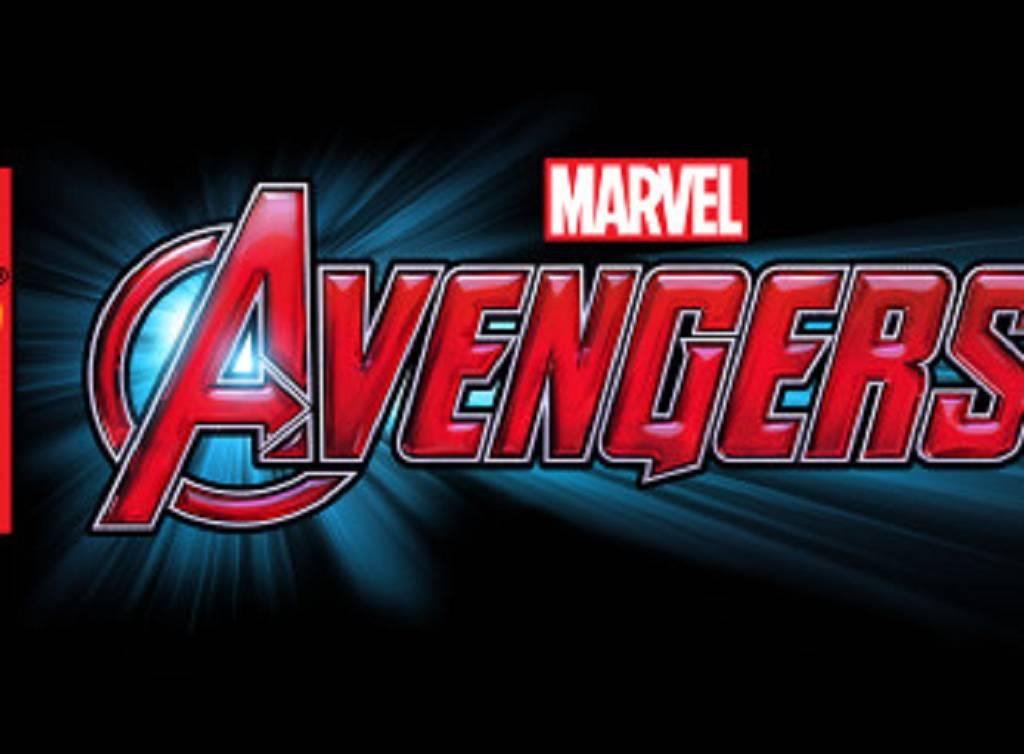 LEGO Marvel Avengers Logo