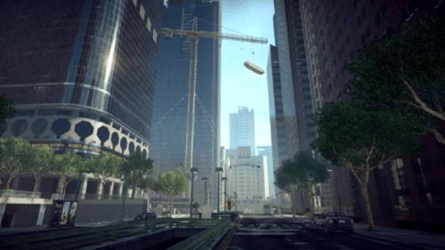 battlefield multiplayer downtown