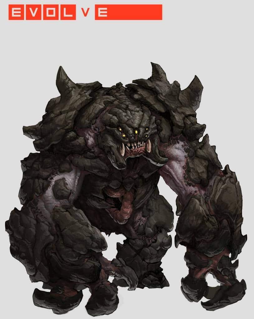 Behemoth Evolve