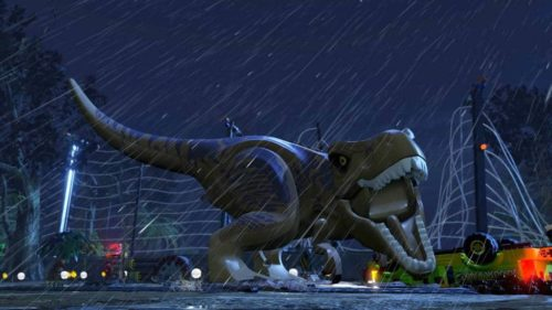 LEGO Jurassic World_Screenshot_1