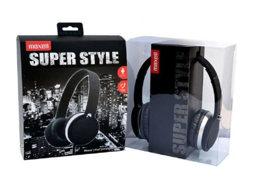 maxell super style
