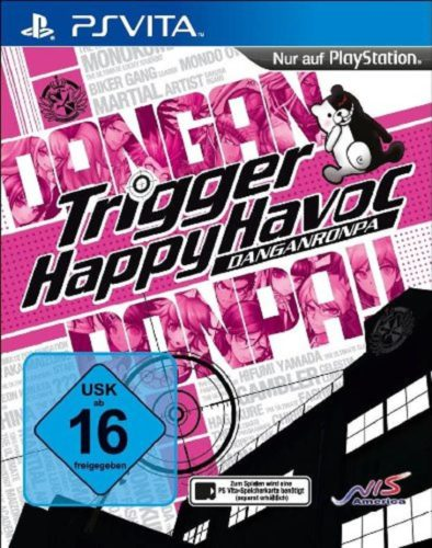 Danganronpa Tripple Happy Havoc