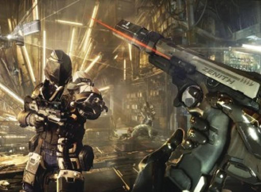 Deus Ex Mankind Divided 5