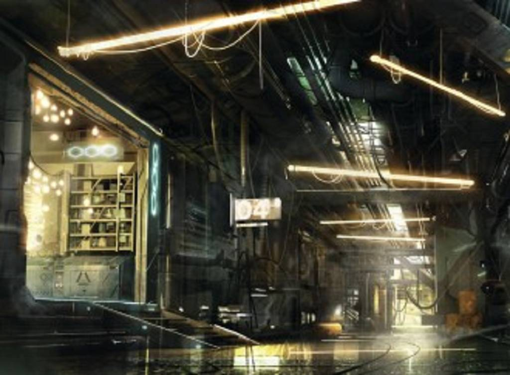 Deus Ex Mankind Divided 7