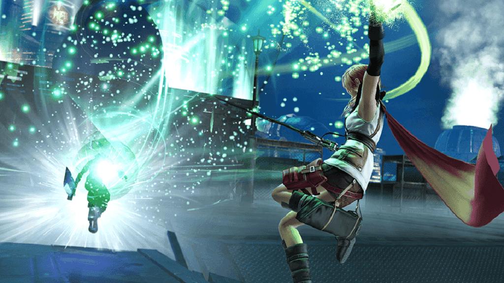 Dissidia Final Fantasy Bild 3