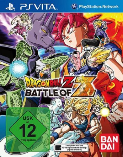 Dragonball Z Battle of Z