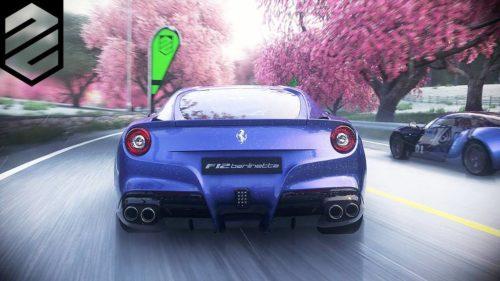 Driveclub Ferrari