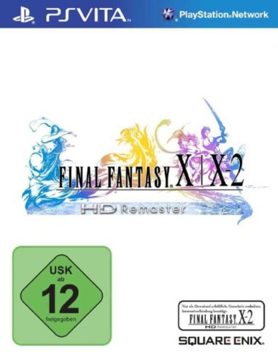 Final Fantasy X X 2 HD