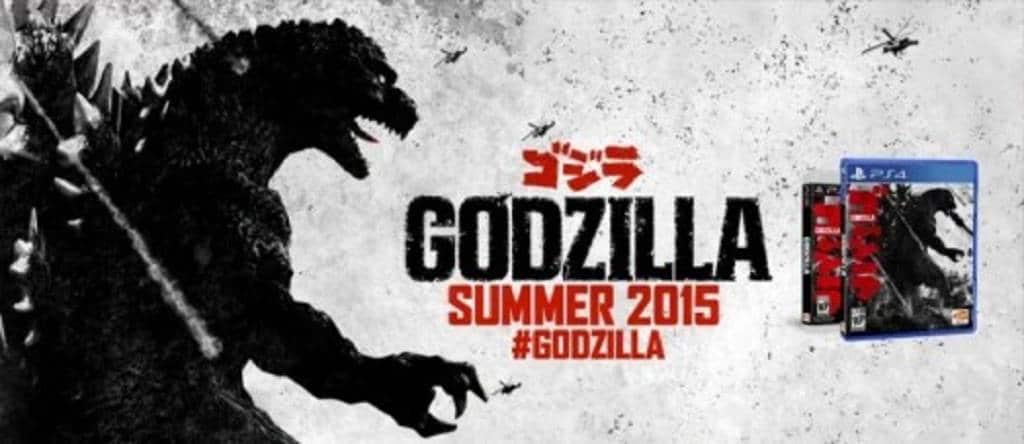 Godzilla Game Pic