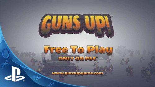Guns Up ps4