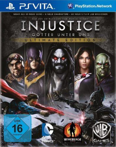 Injustice Götter unter uns