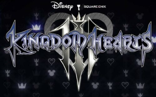 Kingdom Hearts 3 LOGO 2