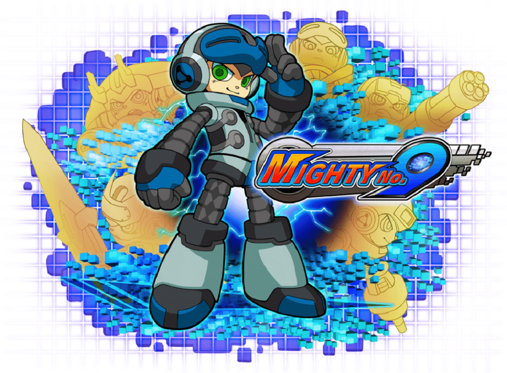 MIGHTY NO. 9 Bild 2