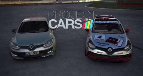 Project CARS Renault Sport