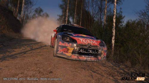 Sébastien Loeb Rally Evo Bild 1