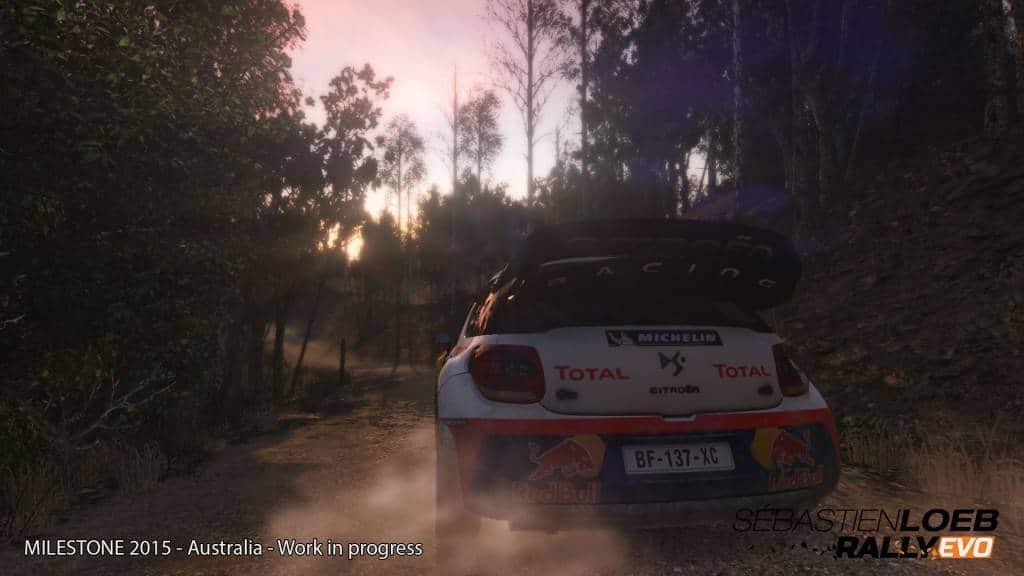 Sébastien Loeb Rally Evo Bild 5
