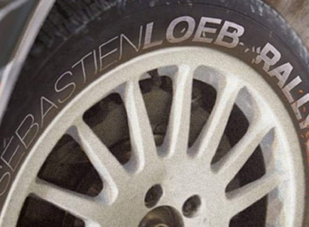 Sébastien Loeb Rally Evo Logo 2